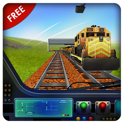 Steam Trains Drive Speed Cargo Transport Train Engine Rails Game iOS App