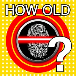 How Old Am I ? - Age Guess Fingerprint Touch Test Booth + HD