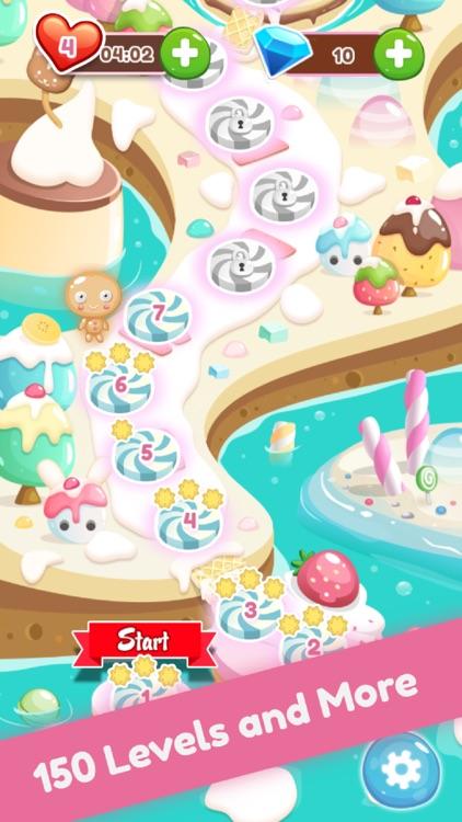 Candy Lollipop - Go To New Sweet Land 2016 screenshot-3