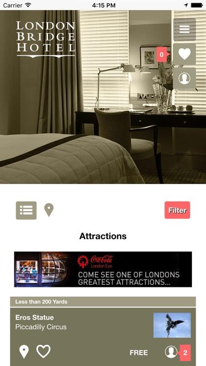London Bridge Hotel – London Guide
