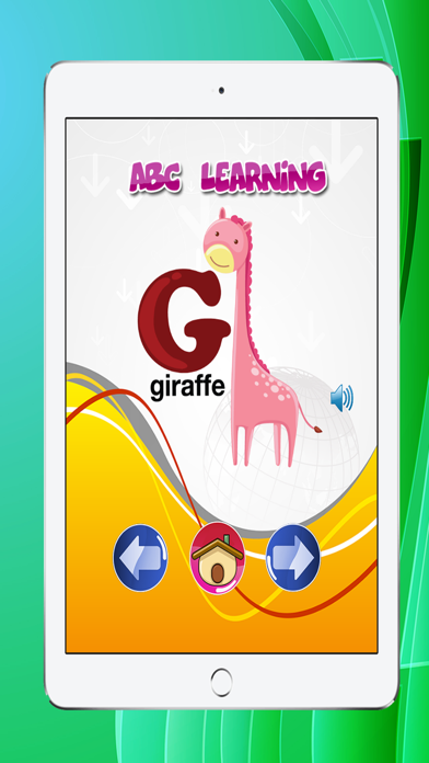ABC Alphabet Animals Education for Kids Free screenshot two