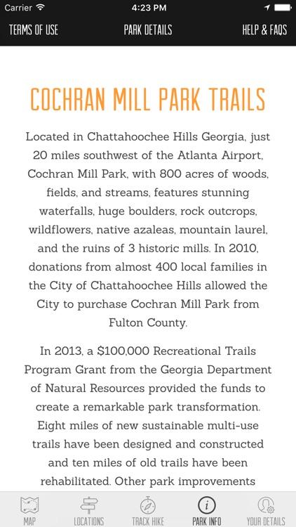 Cochran Mill Park screenshot-4