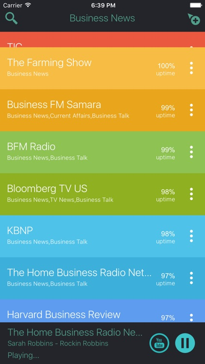 Comedy Radio Stations