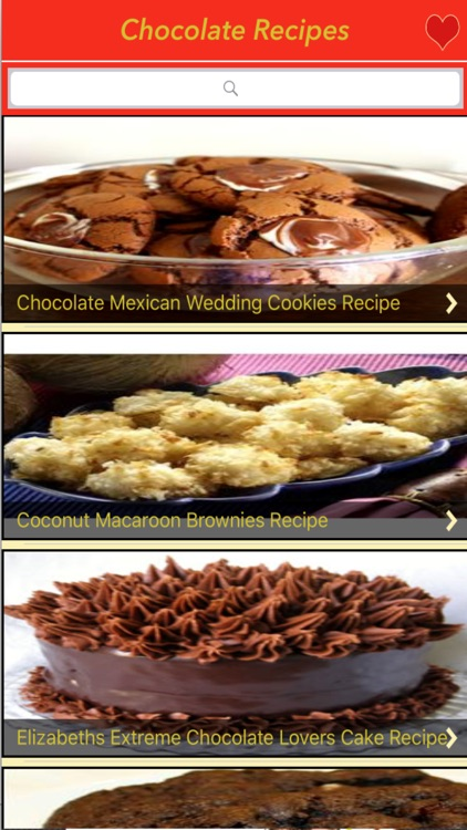 200+ Chocolate Recipes