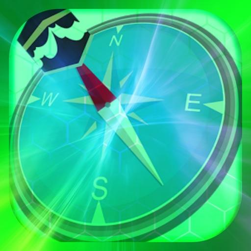 Qibla Compass-Maccah Direction