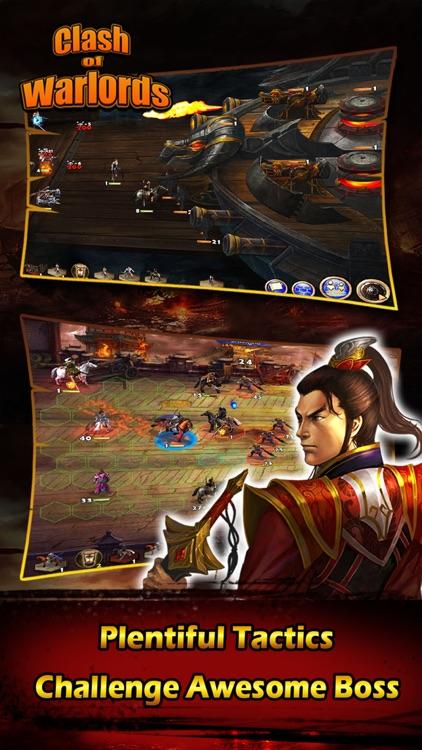 Clash Warlords screenshot-4