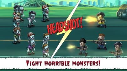 Zombie Town Story screenshot two