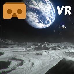 VR Moon Mission Cardboard 3D