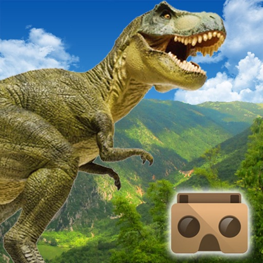 VR Jurrassic jungle Tour