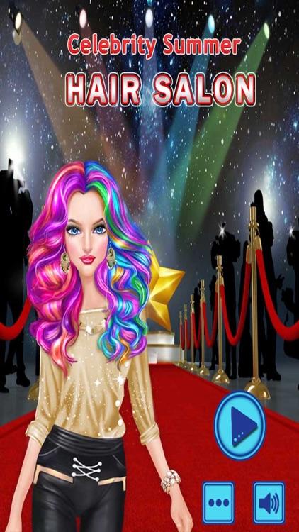 Celebrity Summer Hair Spa Salon