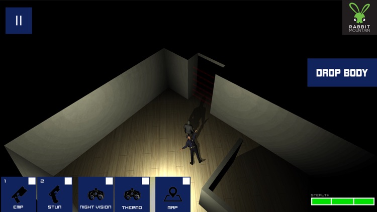 THEFT Inc. Stealth Thief Game screenshot-3