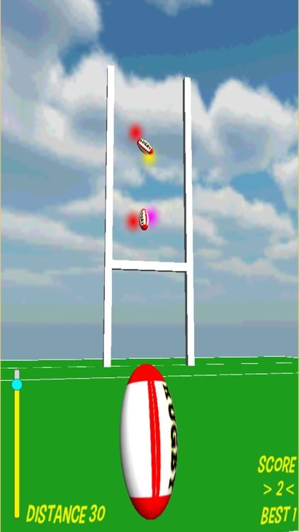 Rugby Goal Kicker screenshot-3