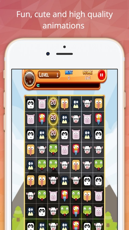 Noah Blast - Fun Bible Match3 Puzzle screenshot-4