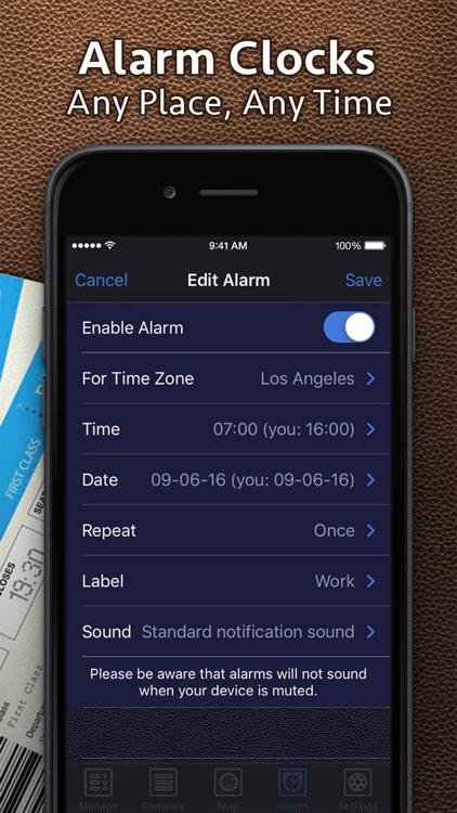 World Clock Pro screenshot-3
