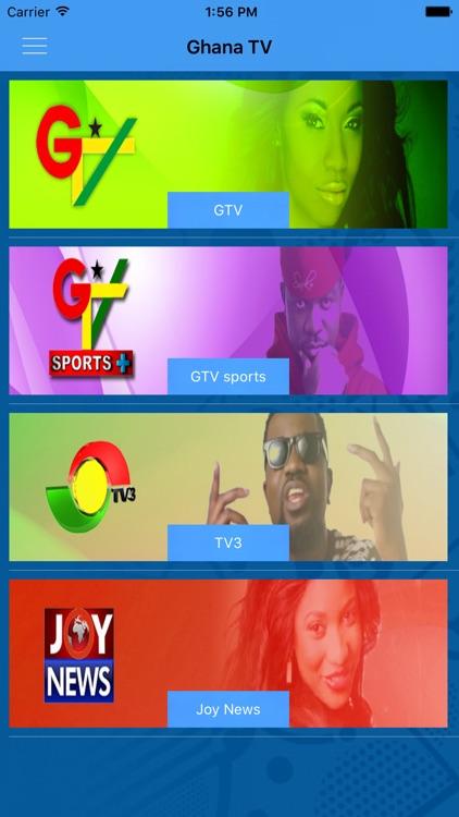 Ghana TV by Mountain Cross