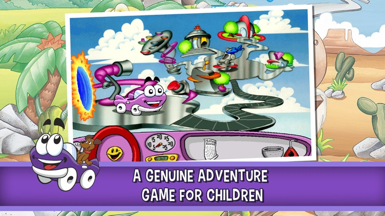 putt putt travels through time game