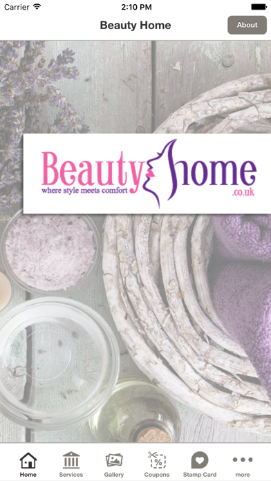 Beauty Home screenshot one