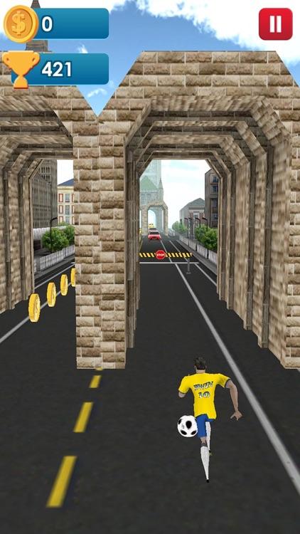 Street Kick - Football Stars! screenshot-3