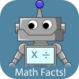 Math Facts Fluency - Multiplication and Division Skill Builder