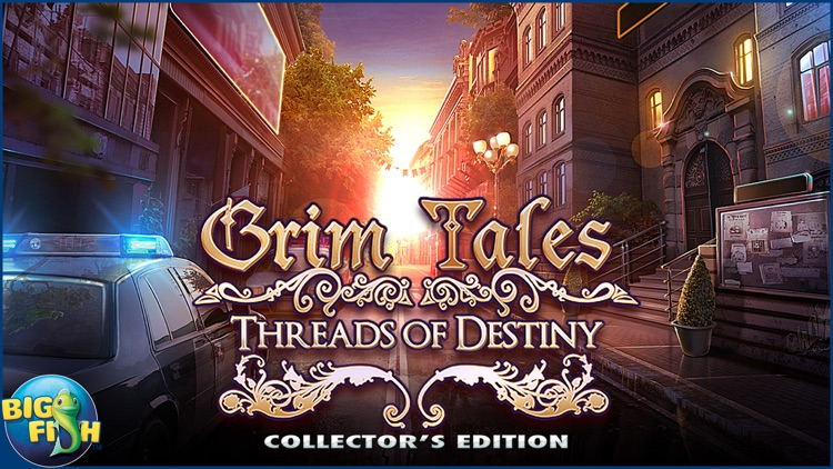 Grim Tales: Threads of Destiny - A Hidden Object Mystery (Full) screenshot-4