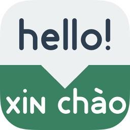 Speak Vietnamese Free - Learn Vietnamese Phrases & Words for Travel & Live in Vietnam