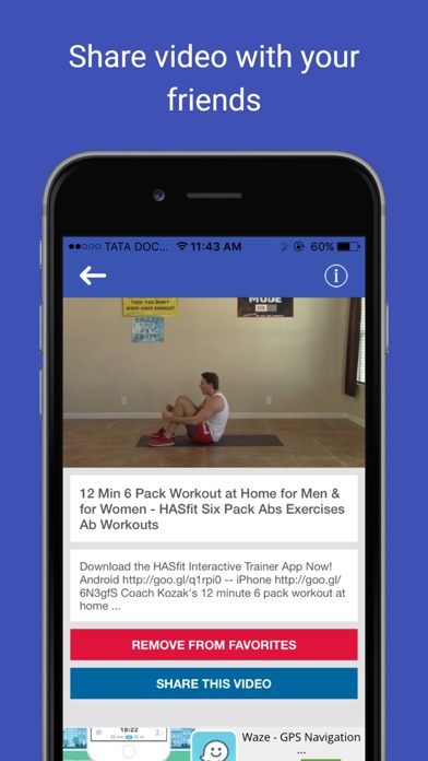 Body building men workouts & home health exercises screenshot four