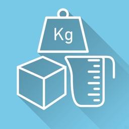 Equivalency - Weight Volume Capacity