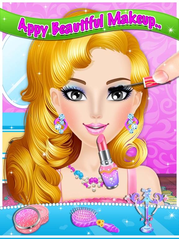 Princess Beauty Makeup Salon | App Price Drops