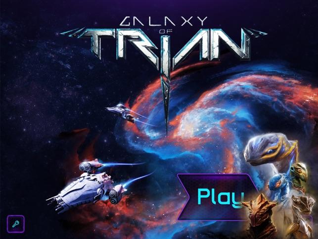 Galaxy of Trian Screenshot
