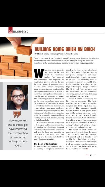 HOMES Magazine screenshot-4