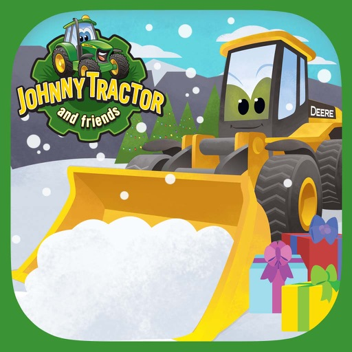 Johnny Tractor and Friends: Snow Day