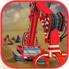 Carngun Private Limited - Excavator Race - 3D Heavy Duty Crane Racing Game artwork