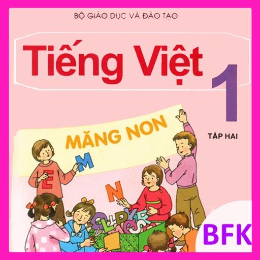 Tieng Viet Lop 1 - Tap 2