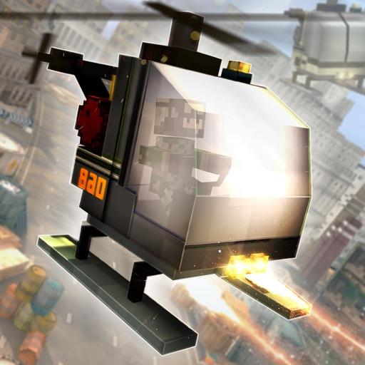 Copters Craft | бесплатно майнкрафт вертолет симулятор игра