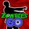 Zombies Everywhere! Augmented Reality Apocalypse (Halloween Edition)