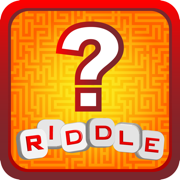 Riddles Brain Teasers Quiz Games ~ General Knowledge trainer with tricky questions & IQ test