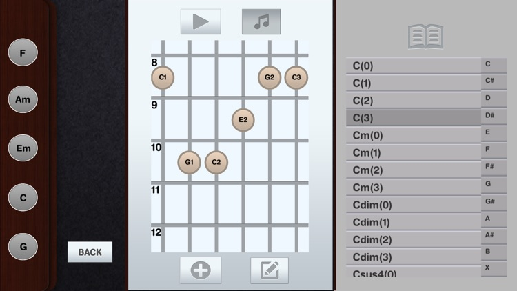 Virtual Guitar - Play Guitar screenshot-3