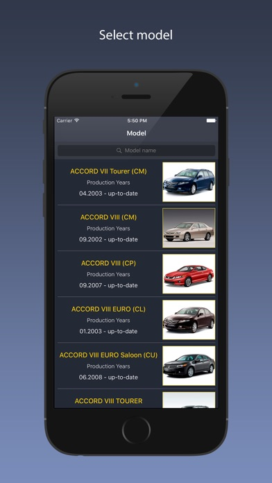 TechApp for Honda app image
