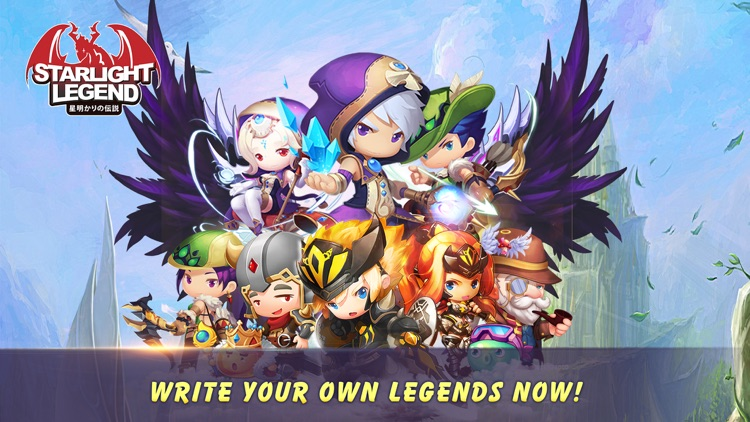 Starlight Legend - MMORPG