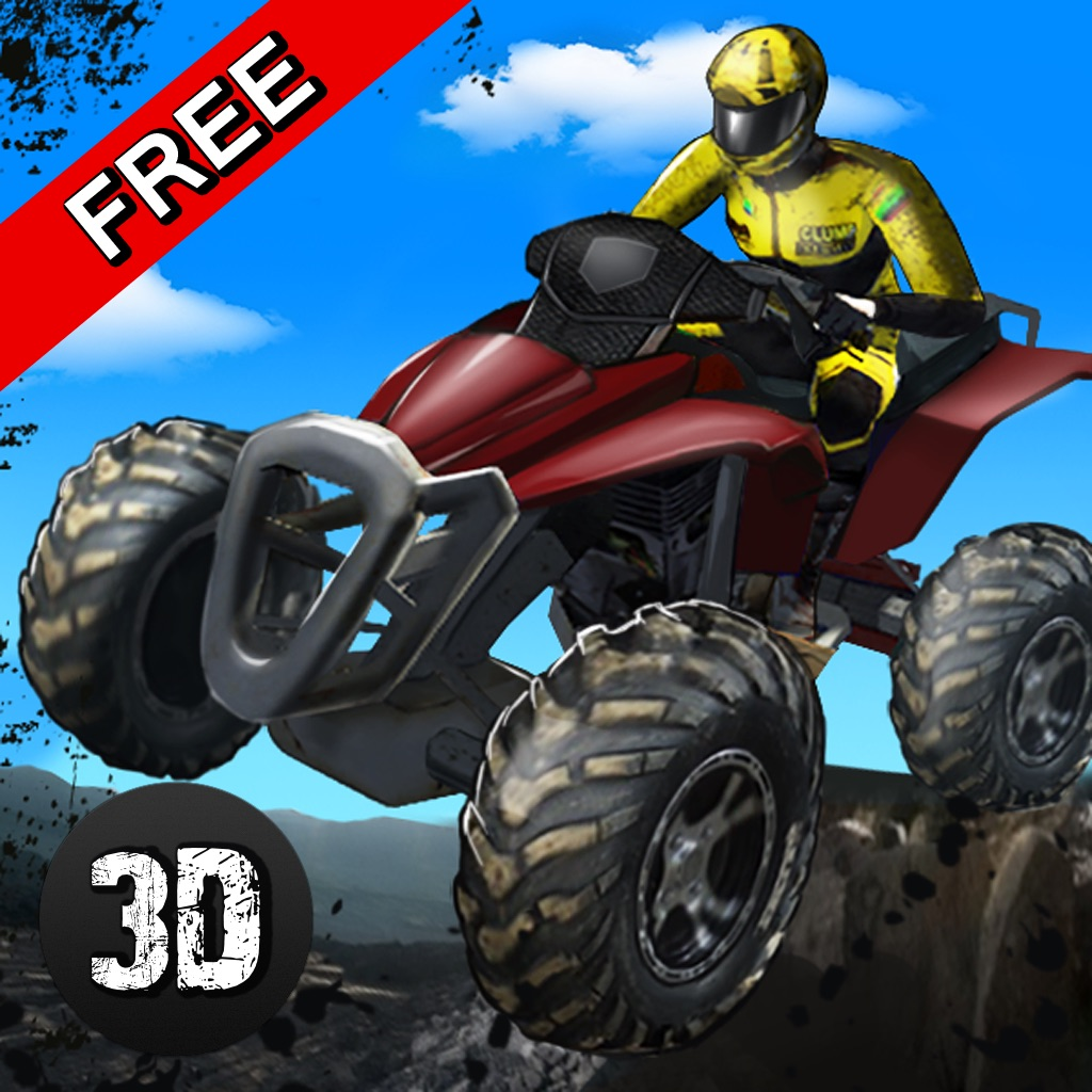 ATV Quad Bike: Offroad Race 3D hack