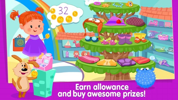 Izzie's Math Game
