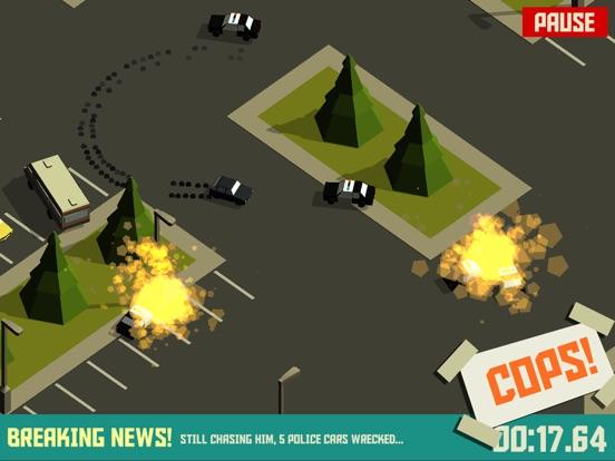PAKO - Car Chase Simulator Screenshots