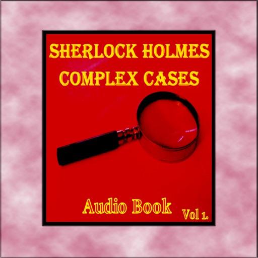 Sherlock Holmes - Complex Cases Vol 1 (Audio Book)