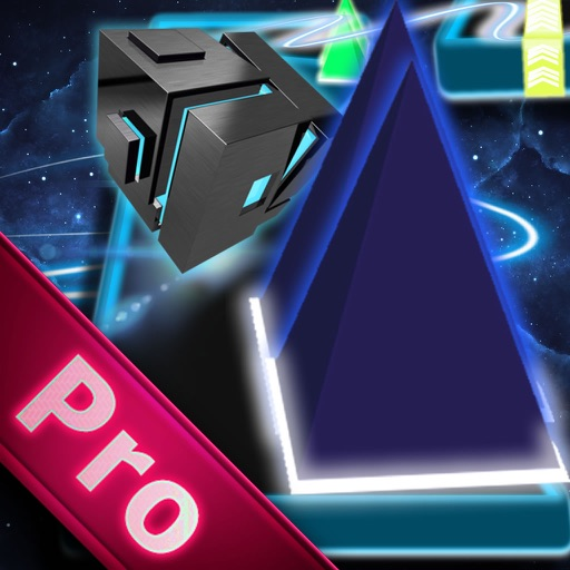 Crazy Cube Of Movement Pro - Awesome Jump And Absatract Game