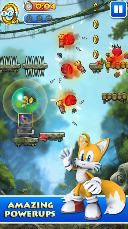 Sonic Jump™ screenshot-4