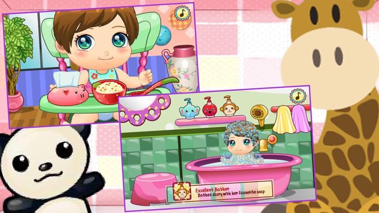 Cute Baby Care ™ screenshot-3