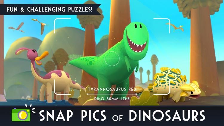 Jurassic GO - Dinosaur Snap Adventures screenshot-0