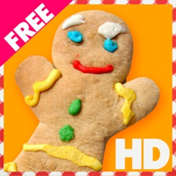cookie 123 (HD) Lite - learning numbers and flash card for kids