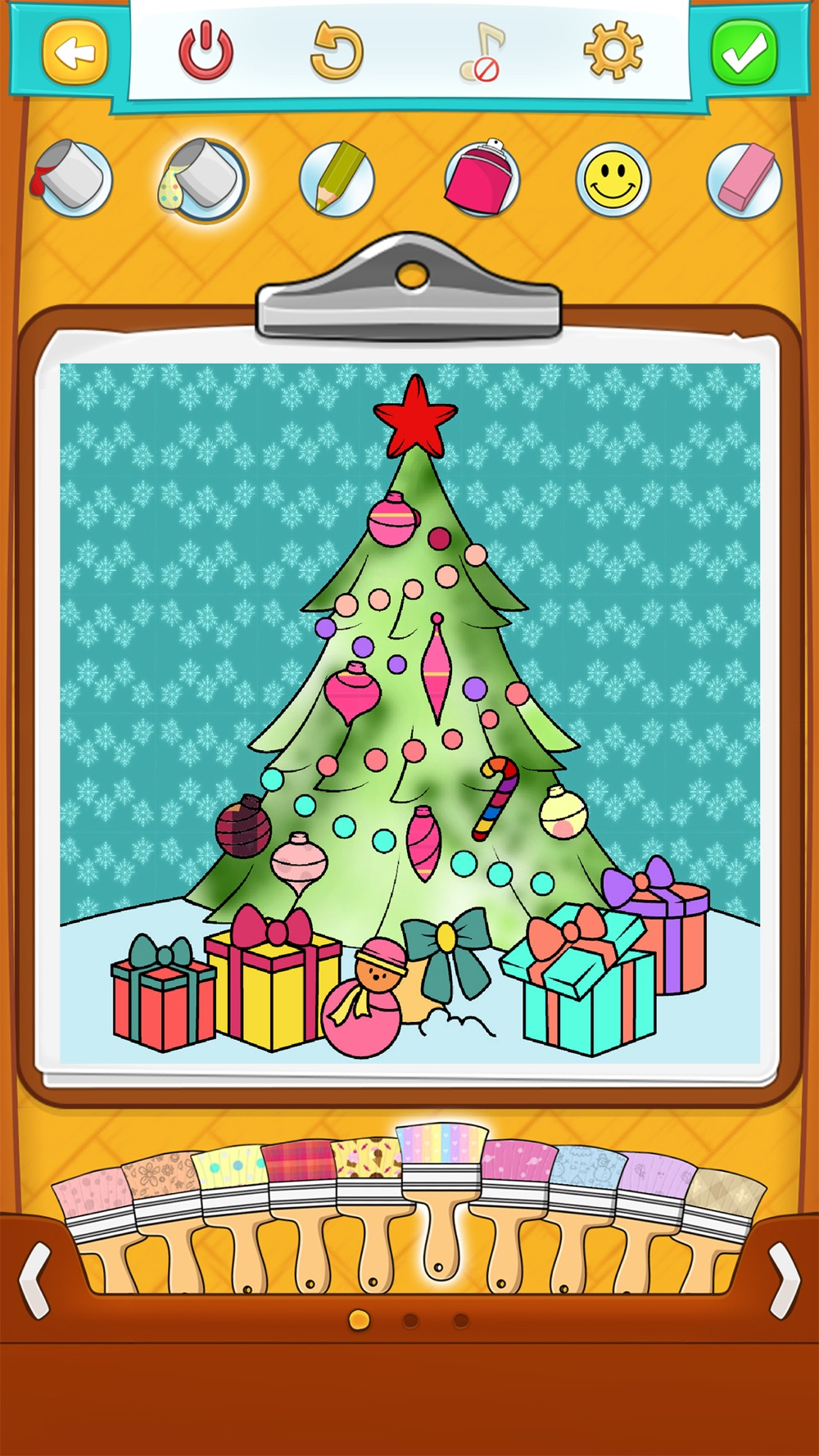 Christmas Coloring Pages ! hack tool