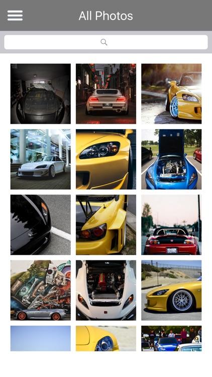 HD Car Wallpapers - Honda S2000 Edition